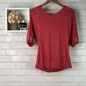 BKE Boutique | Studded Top